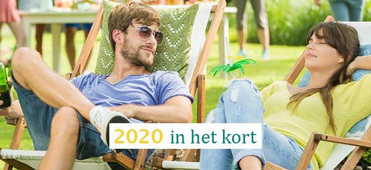 Verkort jaarverslag 2020